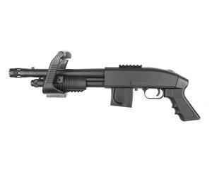 cybergun mossberg 590 chainsaw spring shotgun 07 j
